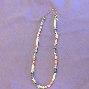 Madewell shell necklace